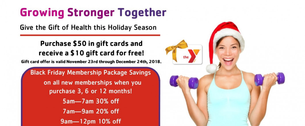Holiday Deals!