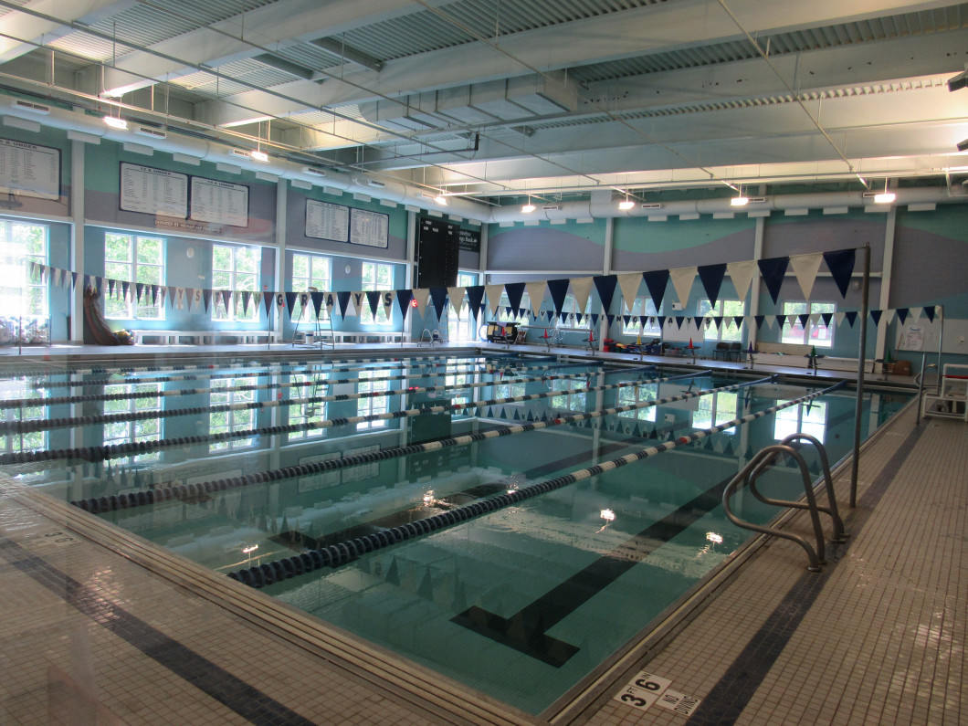 The 8-Lane Competition Pool